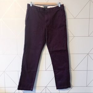 J. Crew 770 Straight Fit Pant Stretch Chino